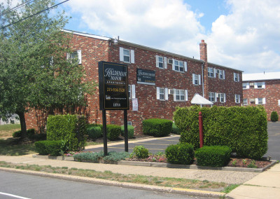 Haldeman Manor Apartments