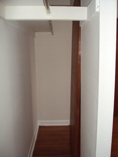 Arendell Inside Bedroom Closet
