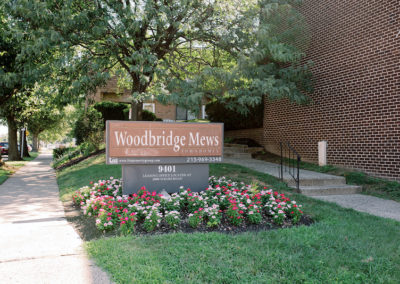 Woodbridge Mews Townhomes