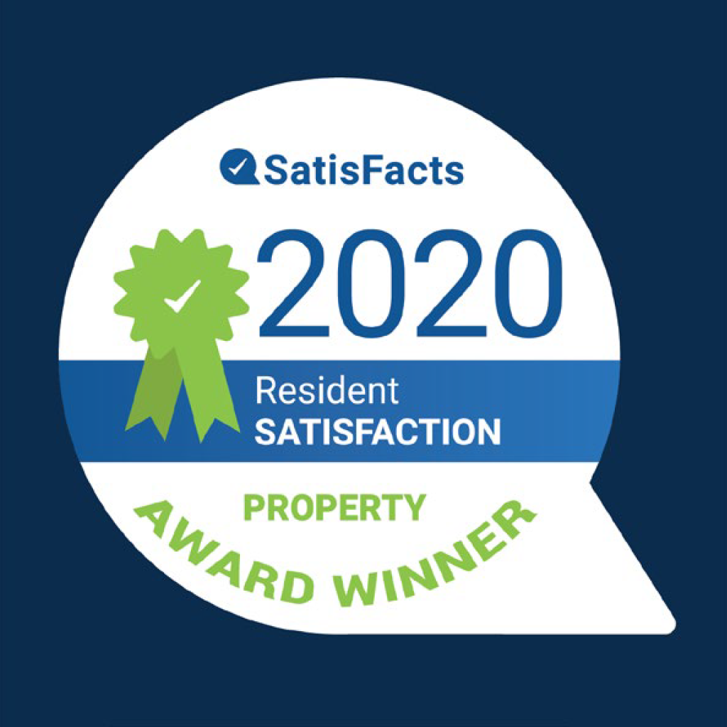 2020 satisfact award